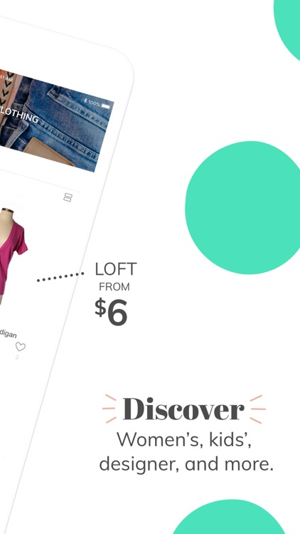 thredUP | Buy & Sell Clothing screenshot-4