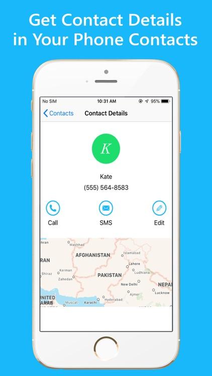 Find Friends, Mobile Tracker