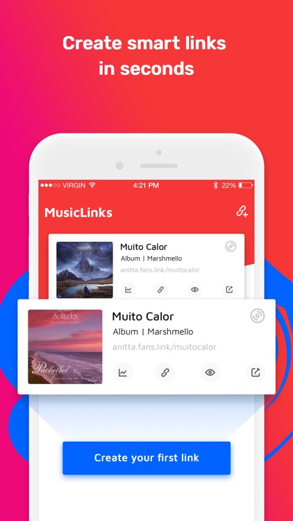 MusicLink-Promote Your Music