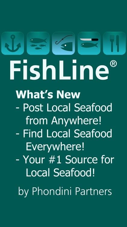 FishLine® Local Seafood Finder