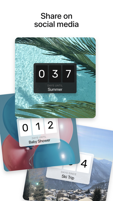 Countdown – Count Down To Date screenshot four