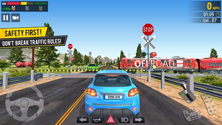 Car Parking - Driving School screenshot-0