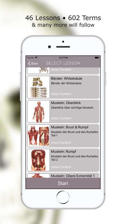 Anatomy Quiz Lite screenshot-6