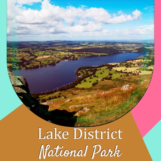 Lake District National Park icon