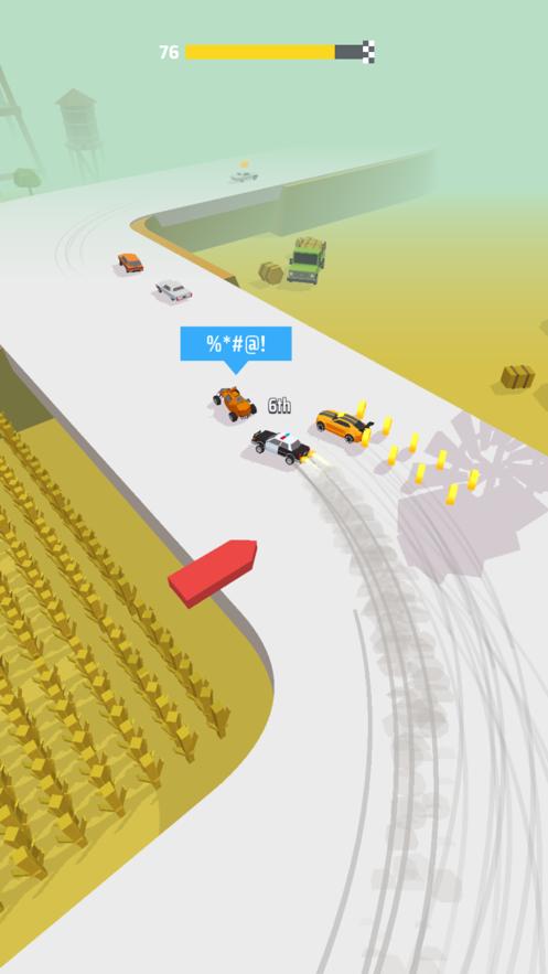 Drifty Race! App 截图