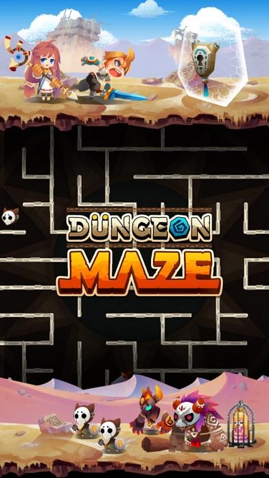 Dungeon Maze.io screenshot 3