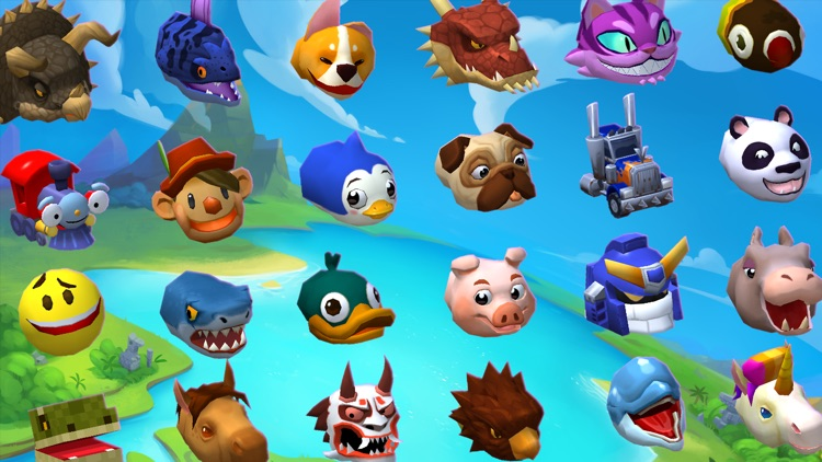 Snake Rivals - io snakes game screenshot-4