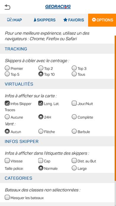Screenshot #3 pour GeoRacing