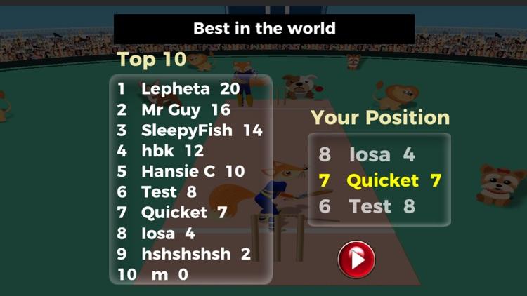 Quicket Cricket screenshot-4