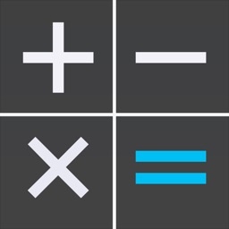 Calculator Silver Apple Watch App