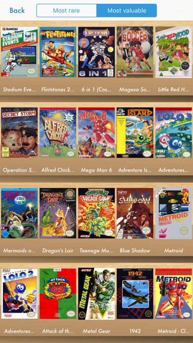messages.download Retro Game Collector software