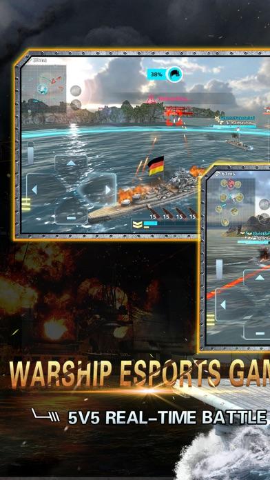 Warship Fury free Resources hack