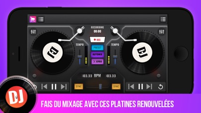 Screenshot #1 pour DJ Mix Maker