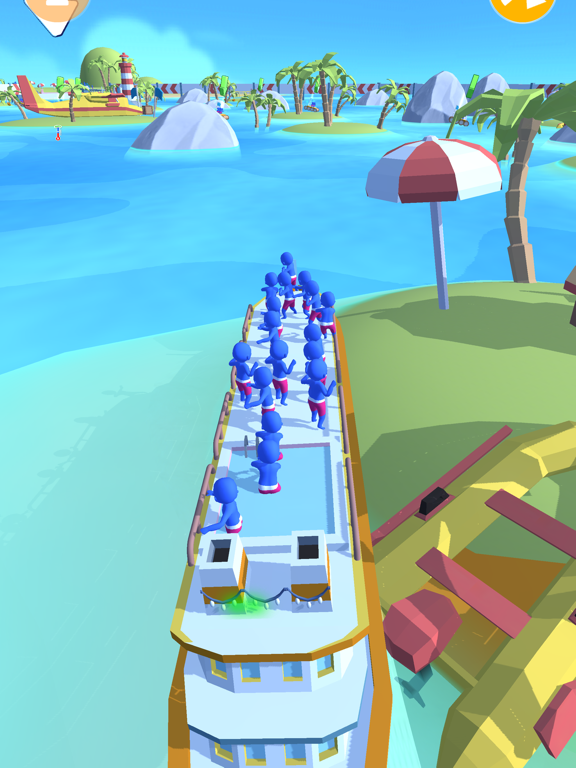 Party Boat! screenshot 4