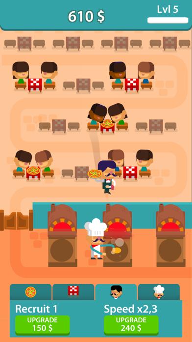 Idle Pizza Tycoon screenshot 1