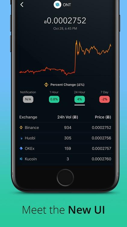 Crypto Tracker Bot & Portfolio screenshot-3