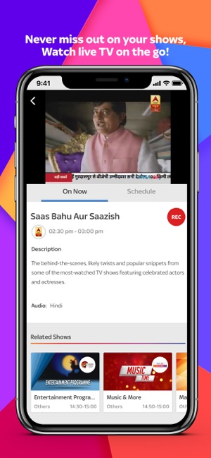 Tata Sky - Live TV & Recharge on the App Store