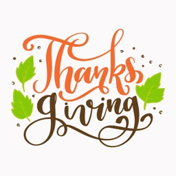 Thanksgiving Day - Stickers
