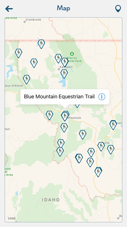 Montana Recreation Trails screenshot-3