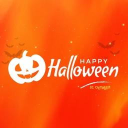 Halloween Stickers & Pumpkins