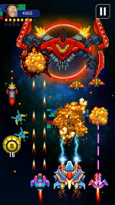 Galaxy Attack: Space Shooter screenshot 5