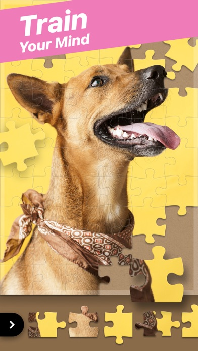 Jigsaws - Puzzles With Storiesのおすすめ画像4
