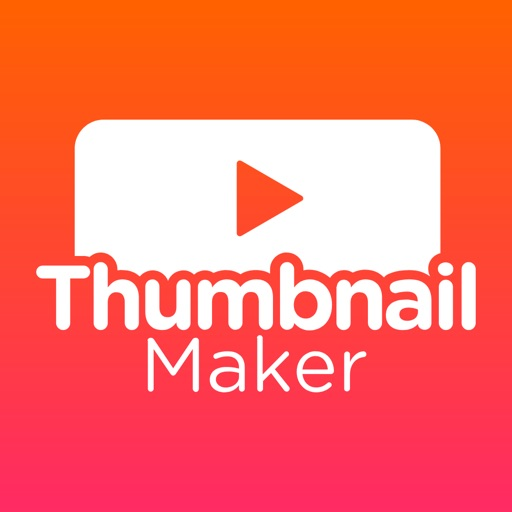 Thumbnail Maker - Album Cover iOS App
