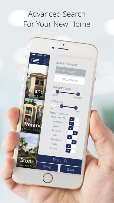 Coldwell Banker Egypt screenshot two