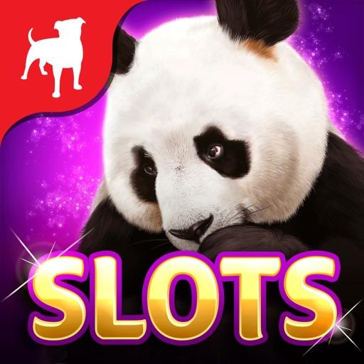Hit it Rich! Casino Slots Game app logo