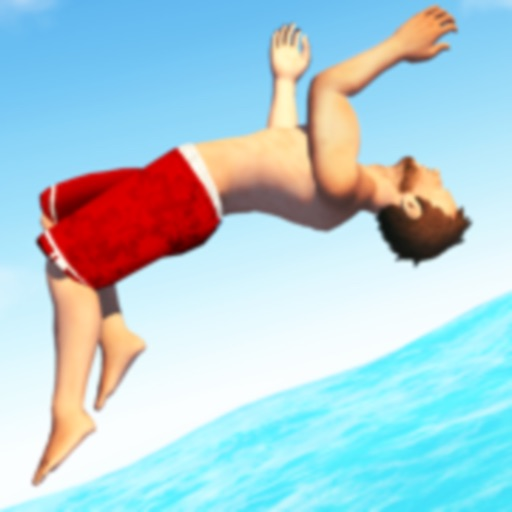 Flip Diving iOS Hack Android Mod