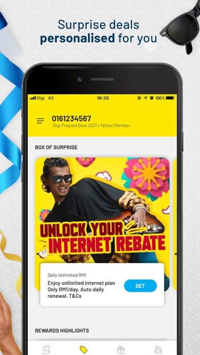 MyDigi  iOS Application Version 8 2 0 - iOSAppsGames