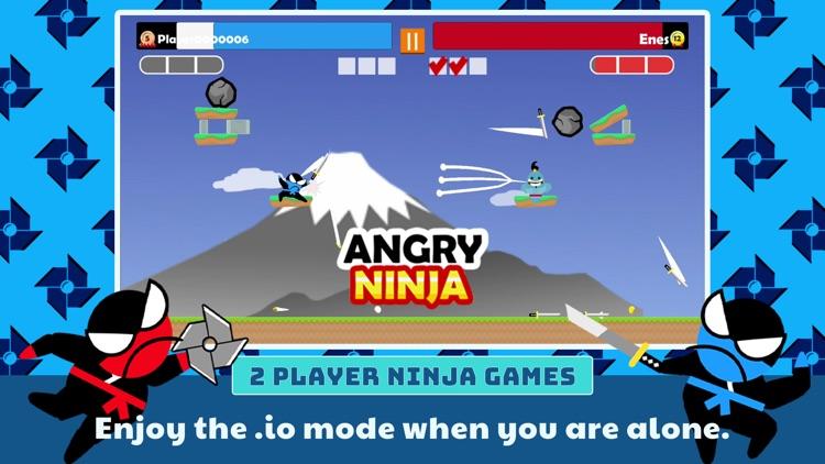 Jumping Ninja 2 Player Games screenshot-4