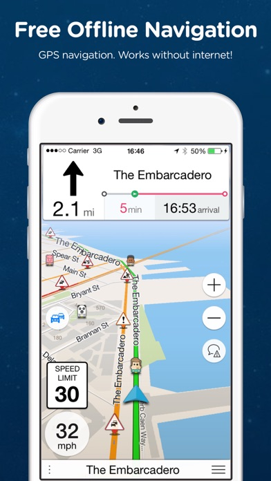 Top 10 Apps like Navmii Offline GPS Mexico in 2019 for