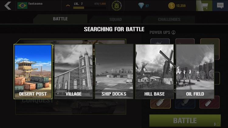 War Machines: 3D Tank Games screenshot-9