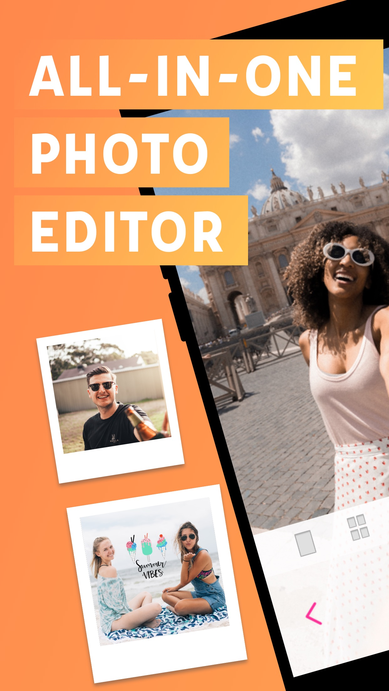 Photo Editor Screenshot