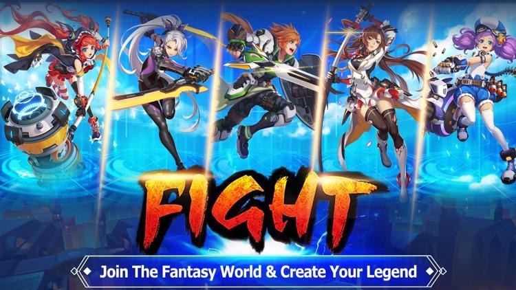 Blade & Wings: Fate of Legends screenshot-4
