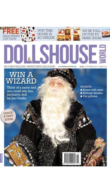 Dollshouse World Magazine screenshot-8