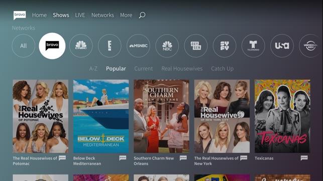 Bravo - Stream Shows & Live TV on the App Store