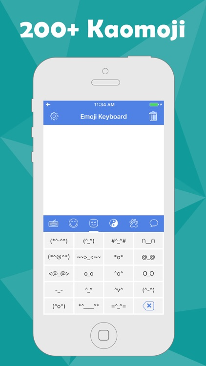 Emoji Keyboard for Texting