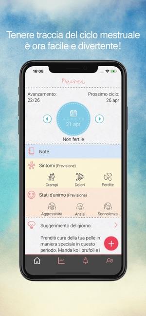 Calendario Maya Gravidanza.Maya Tracker Ciclo Mestruale Su App Store