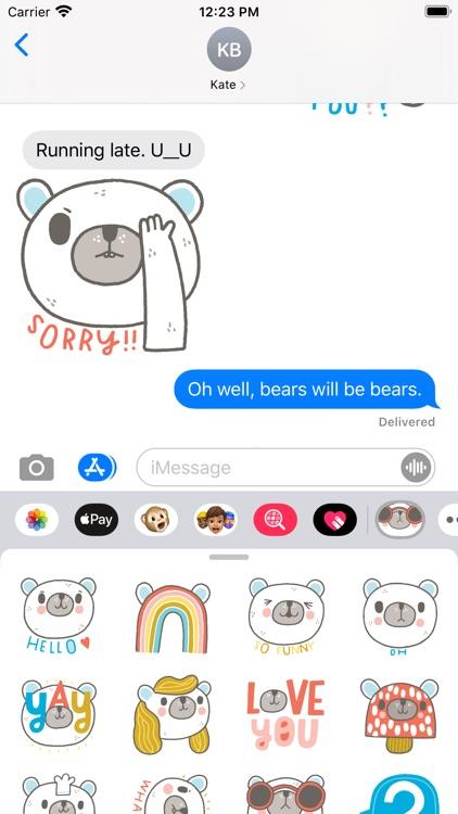 Badass Bears by Anke Weckmann screenshot-4