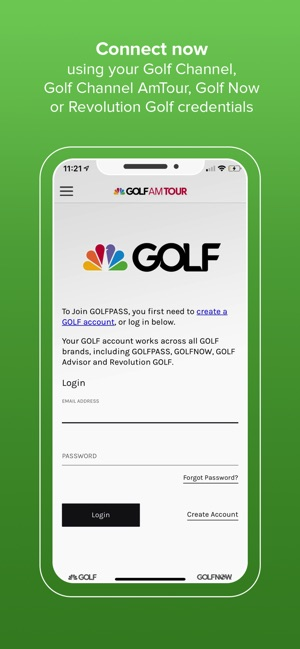 Golf Channel AM Tour Australia on the App Store