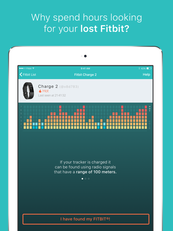 Finder For Fitbit - Find Fast!のおすすめ画像1