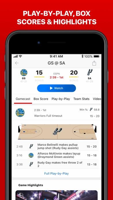 ESPN: Live Sports & Scores-8