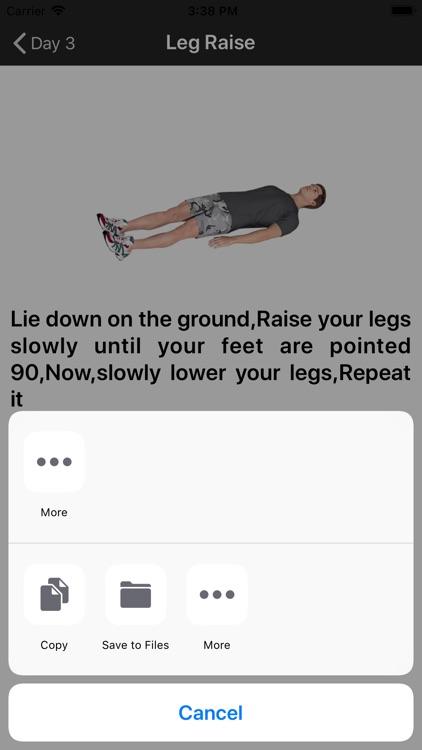 30 Days Weight Loss for Men screenshot-5