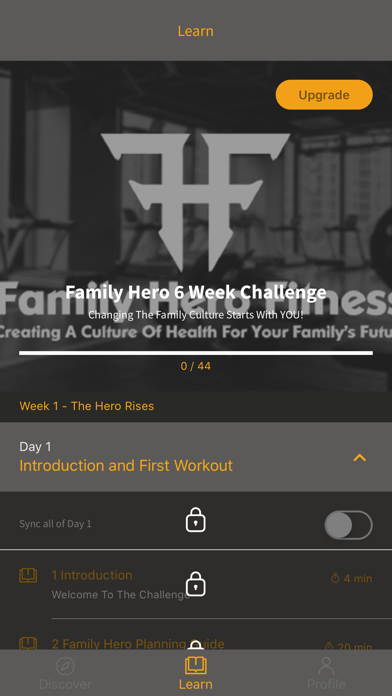 Family Hero Fitness
