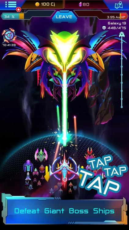 Void Troopers : Sci-fi Tapper screenshot-4