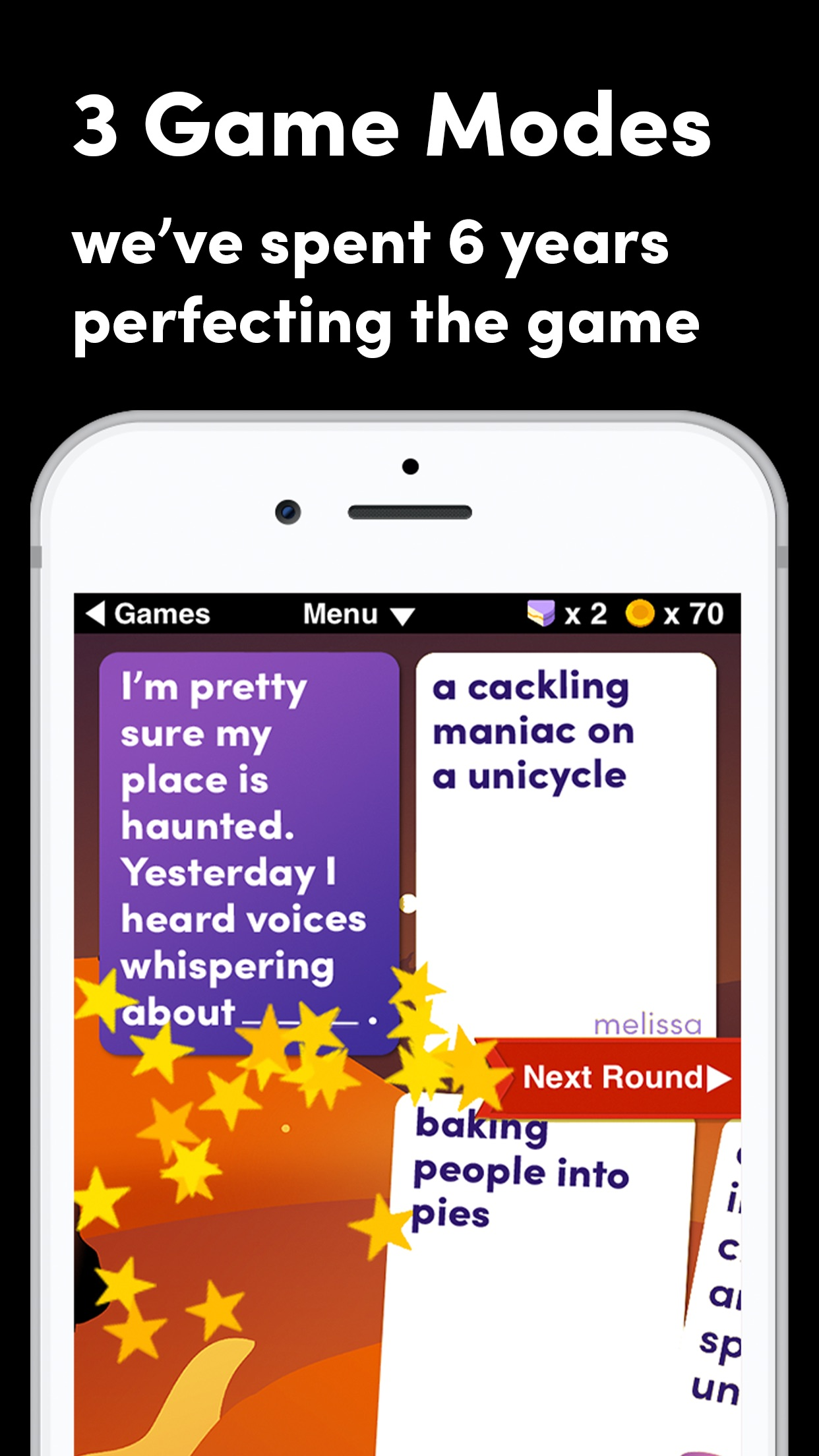 Evil Apples vs. Humanity Screenshot