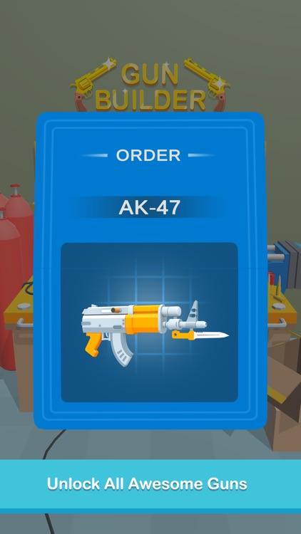 Gun Builder 3D!