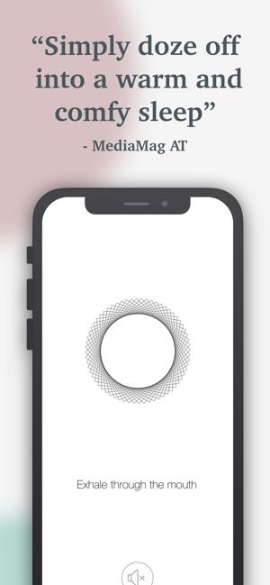 Pulse - Breathing & Meditation Screenshot